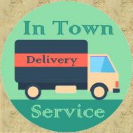 In Town Delivery