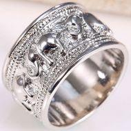 Elephant Ring (Brilliant Shine)