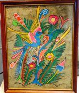Chakra Coloured Watercolour