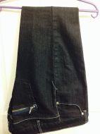 Spandex Blue Jeans